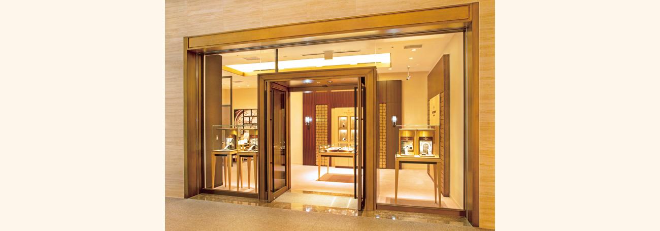 timeless design e1955 8f53f パテックフィリップ/銀座 日新堂|ヒルトンプラザ大阪